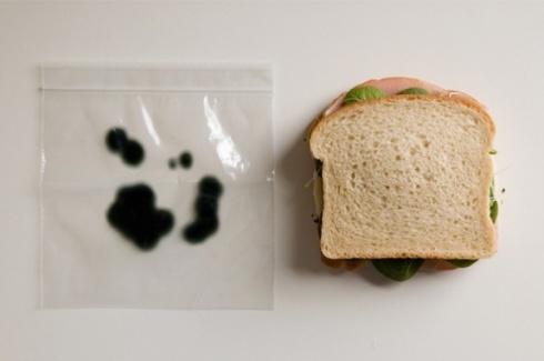 პურის ჩასადები – ობის ეფექტით