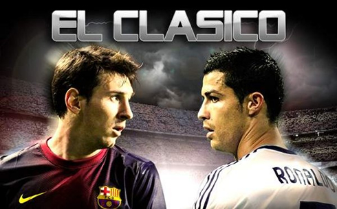 Cristiano Ronaldo vs Lionel Messi wallpaper 2012-2013 02