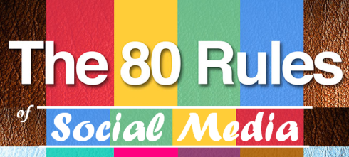 80-Social Media-ruels-you-Should-Know